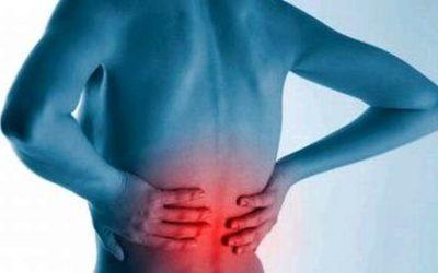 Factores de riesgo de la lumbalgia crónica